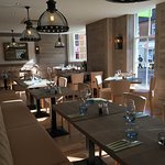 Our new look restaurant
