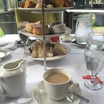My lovely afternoon tea with the girls!