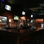 Full liquor bar. 16 TVs. Kitchen open late. Karaoke every Friday and Saturday.