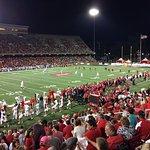WKU football game home opener Sept 2016
