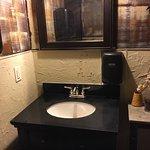 Very nice & clean restrooms