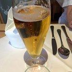 Drinks in the restaurant