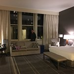 Rooms are incredible- check this place out. Walking distance to all great spots and restaurants.