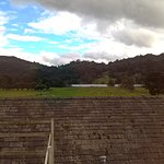 View from room towards Grasmere lake