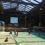 Split Rock Resort Indoor Waterpark Foto