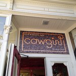 The Cowgirl restaurant.