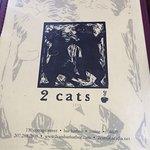 Photo de 2 cats