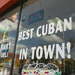 Ybor City Food Mart - offers great customer service with a smile.
