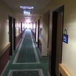 internal secure hallway
