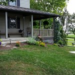Country Log House Farm Bed and Breakfast Foto