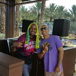 DJ Carter Kid guest appearance at Cain Pool Party Labor Day Weekend 2016! What a blast in Paradi