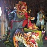 Tiger Emperor Temple Foto
