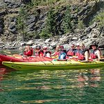 Group on the water