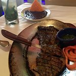 Churrasco and Mojito for lunch!