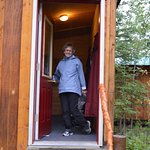Coffee Grinder cabin entrance