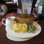 Pie & Mash special off the night