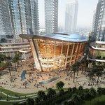 The spectacular new Dubai Opera