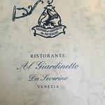 Foto de Ristorante Al Giardinetto da Severino