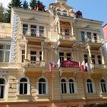 Hotel Villa Gloria Foto