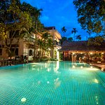 Bloom Garden Siem Reap Salt water Pool