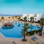 Aurora Cyrene Resort over view