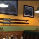 Quaint and even eclectically kitschy decor, but it's cozy and the staff is friendly and accommod