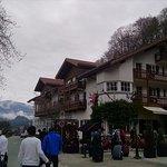 SENTIDO Zugspitze Berghotel Hammersbach Foto