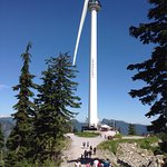 Photo de The Observatory at Grouse Mountain