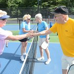 Pickleball is great for all ages