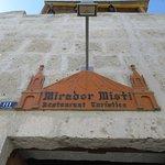 Photo of Mirador Misti