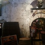 Lobby of Bube's Brewery and Catacombs