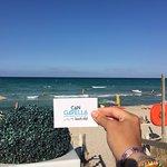 Can Gavella, beach club