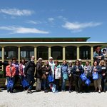 Trolley Wine Tour group May 2016