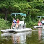 New fleet of paddle boats