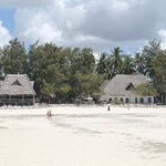Ndame Beach Lodge Zanzibar Bild