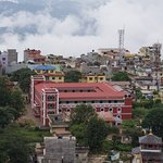 View of Tansen from near hotel
