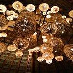 Lobby lighting