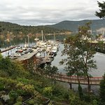 Foto de Brentwood Bay Resort & Spa