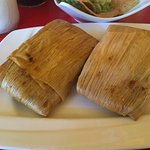 Lunch in New York City area of Corona at Nixtamal