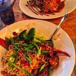 Malevolent Meatloaf and Typhoon Noodles