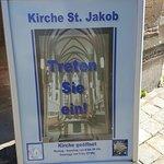 St. Jacobs Church Foto
