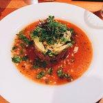 Tuna tartare - yummy!