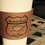 Mother Road Coffee on Route 66!