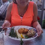 Mmmmm! Dungeness Crab Cakes!