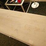Gross ironing board