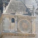 detalle reloj catedral