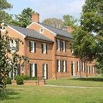 The Glen Burnie Historic House built in late 1790s