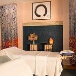 Have a massage at Brook Farm Inn.