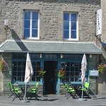 This is a picture of Chez Buck on a sunny day in August