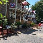 Old St. Augustine Village Foto